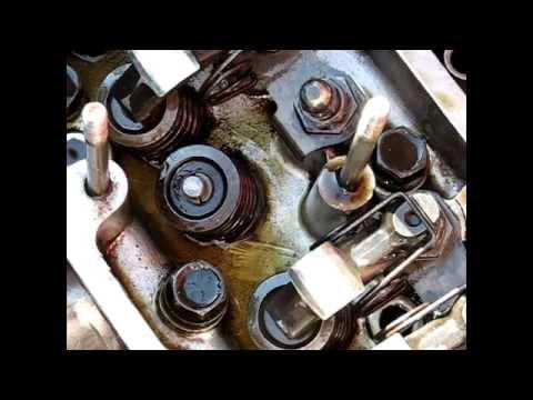 Как заменить сальники клапанов классика Replacement of valves oil seals