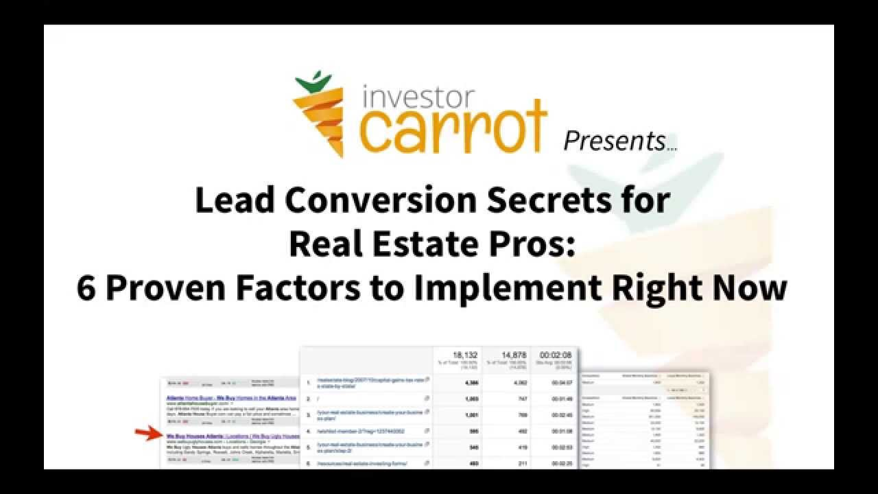 Real Estate Lead Conversion: 6 Simple Strategies You Can Implement Now
