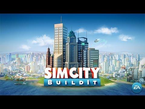 SimCity Build It Ep  64: Epic Building & Visiting Derby!