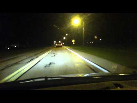 (ASMR) Night Drive, no talking or music