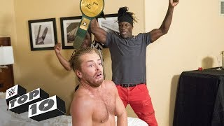 Greatest 24/7 Championship changes so far: WWE Top 10, Sept. 30, 2019