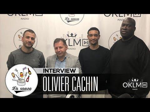 OLIVIER CACHIN (Rapline, Radikal, Doc Gynéco, critiquer le rap ...) - #LaSauce sur OKLM Radio