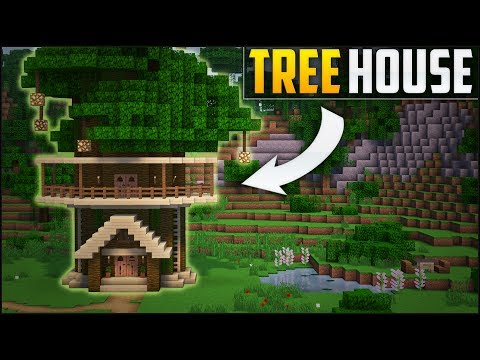Minecraft: How To Build A Tree House Tutorial (EASY!)<a href='/yt-w/F7CfRSljPMQ/minecraft-how-to-build-a-tree-house-tutorial-easy.html' target='_blank' title='Play' onclick='reloadPage();'>   <span class='button' style='color: #fff'> Watch Video</a></span>