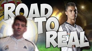 FIFA 15 ROAD TO REAL! #12 OMG HAMEZ!!! Real Madrid Live Road To Glory