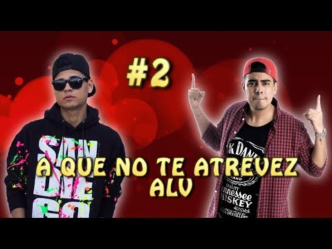 A QUE NO TE ATREVES ALV #2 | soyFranciscoALV FT GUATSI