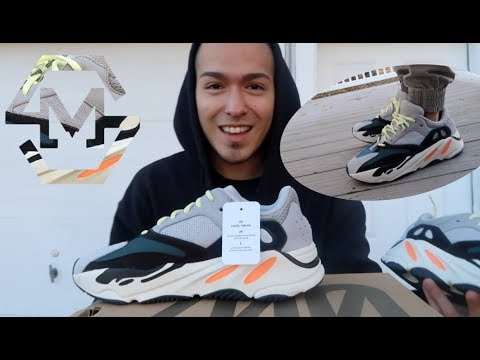 YEEZY BOOST 700 WAVE RUNNER REVIEW & ON FEET (SIZING)