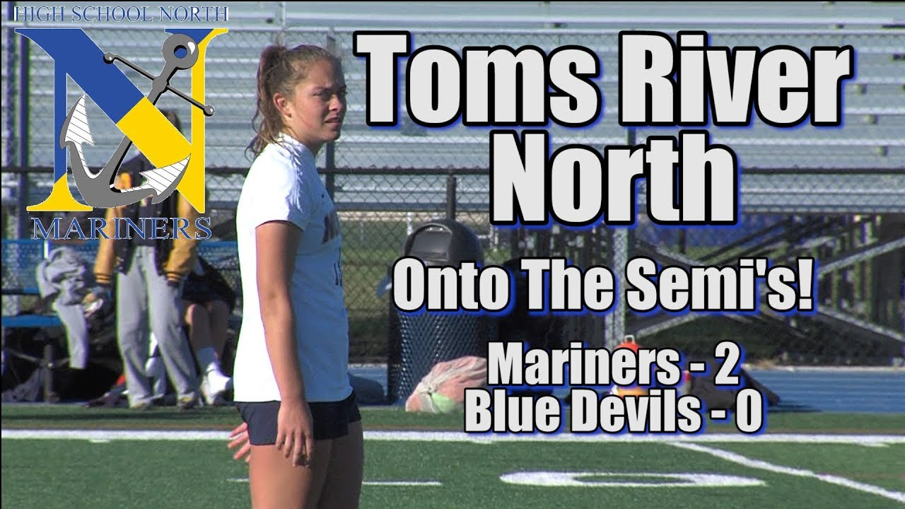 Toms River North 2 Shore Regional 0 Mariners Advance To Sct Semifinals