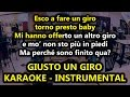 Marracash ft. Emis Killa GIUSTO UN GIRO Karaoke Instrumental
