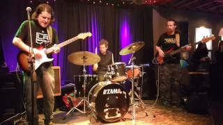 Buh Blues - Voodoo Chile, 3rd Stone (Hendrix)