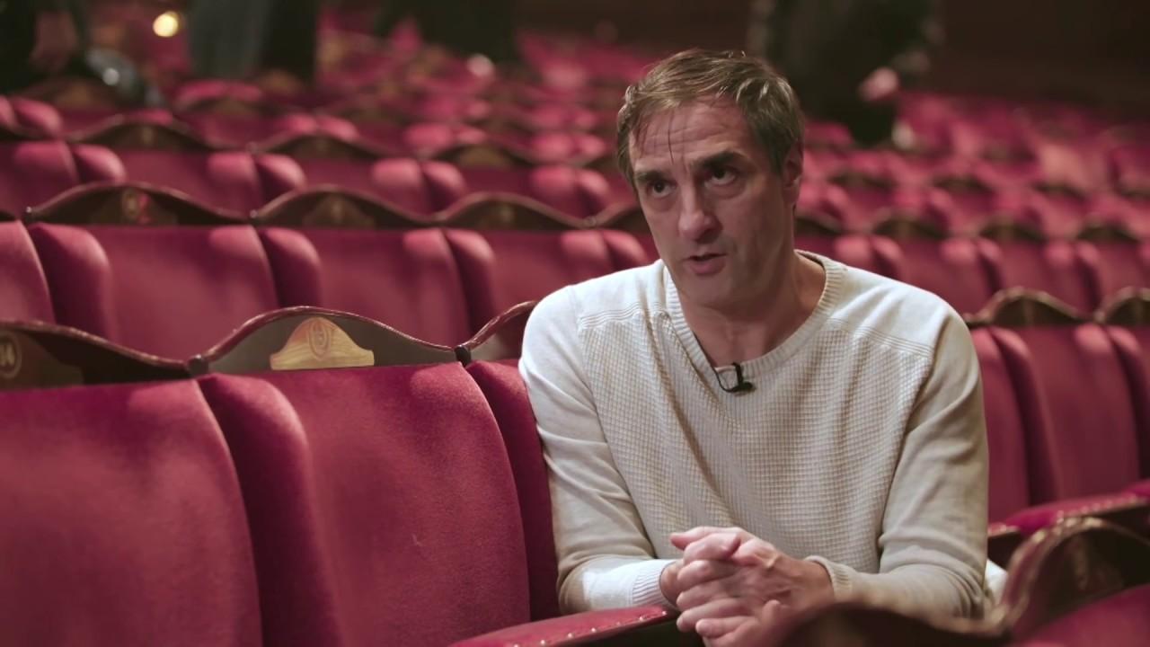 Irek Mukhamedov on coaching dancers for Giselle | English National Ballet
