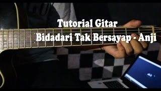 Video Tutorial Lengkap Chord Gitar Bidadari Tak Bersayap - Anji download MP3, 3GP, MP4, WEBM, AVI, FLV Januari 2018