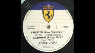 Space Opera - Technopop (Rough Mix) (1989)