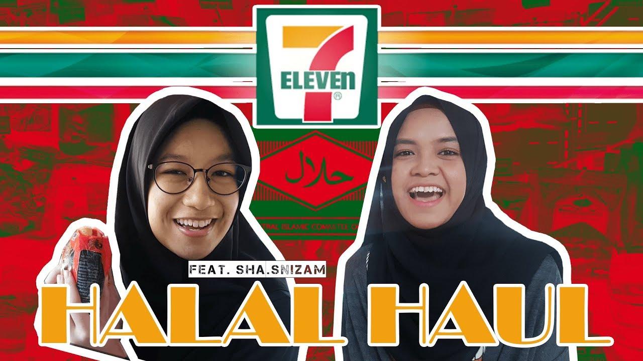 7 Eleven Thailand Halal Haul Feat Sha Snizam Summer Camp