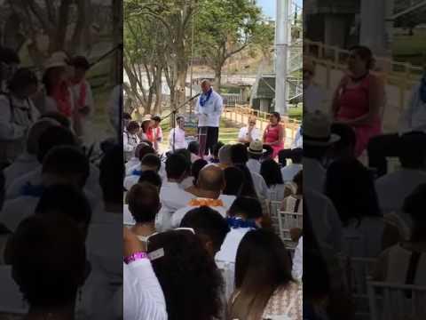 Inauguración del Parque Acuático Six Flax Hurricane Harbor Oaxtepec