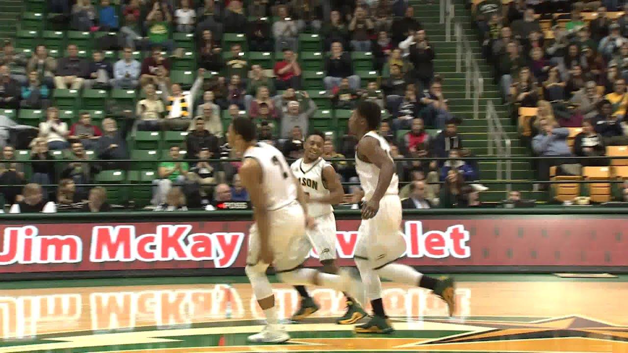 2015 -16 George Mason Men's Basketball Highlight Video ...