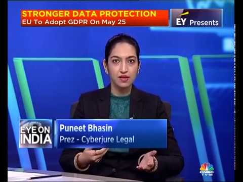 EYE ON INDIA : General Data Protection Regulation : The journey ahead