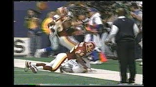 Troy Aikman's last NFL play