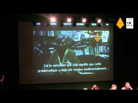 (1/6) Traduction, adaptation, lettrage des mangas - débat mené à Angoulême 2011