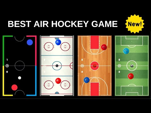 Air Hockey Xtreme 2 Player Game Challenge Apps On Google Play