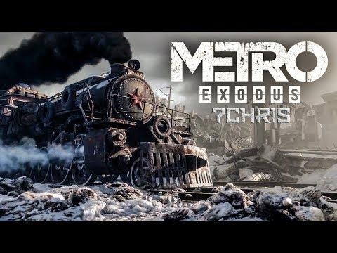 Metro: Exodus (PS4) - #20 - В поисках воды