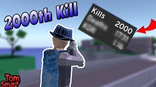 GETTING MY *2000th* KILL IN STRUCID! (Roblox)