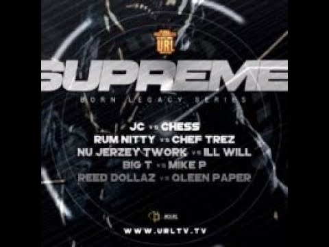 Compete Street Radio: The Bar Code - URL Born Legacy Supreme Recap