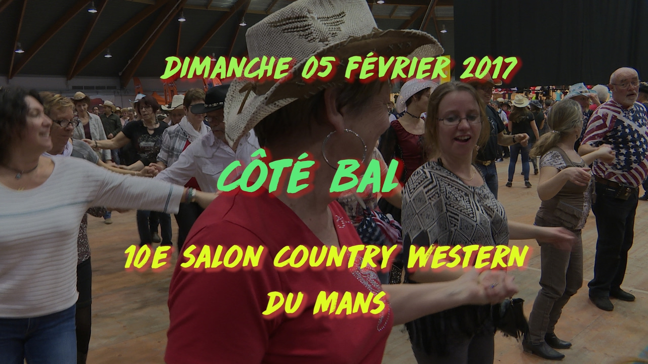C t bal 7 au 10e salon country western du mans - Salon country western ...