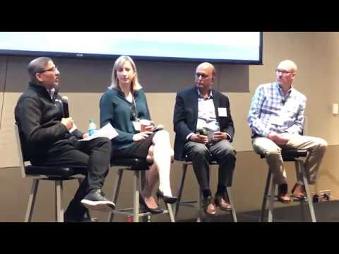 CEO Samir Bodas Speaking at GeekWire Summit on AI