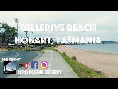 Bellerive Beach Virtual Run Hobart Tasmania