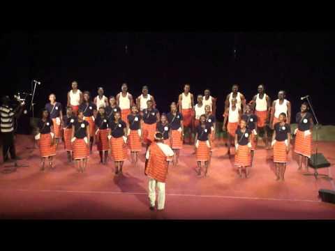 O NYA ME YE HEN par la Chorale Saint Pierre Julien Eymard