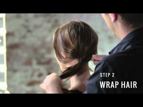 5 Minute Hairstyle Hair Tutorial by TRESemmé Style Studio | Medium Length Travel Video
