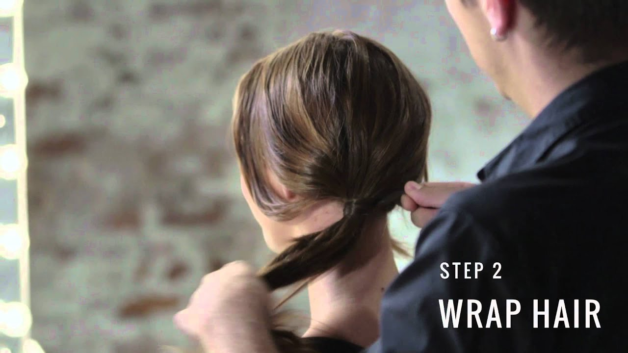 tresemme hair styles 5 minute side pony hairstyle tutorial style studio 4060