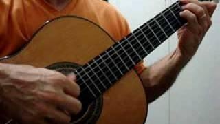 Samba de uma nota Só-Acoustic Guitar -Tom Jobim & Newton Mendonça-- JB Classico 1