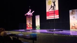 Pole dancing competition Chalans 2015