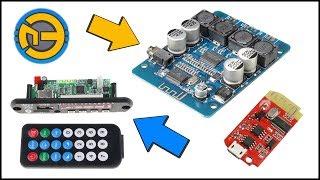 ✅ ПЛАТЫ для Bluetooth Mp3 КОЛОНОК   РАСПАКОВКА ТОВАРОВ ИЗ КИТАЯ