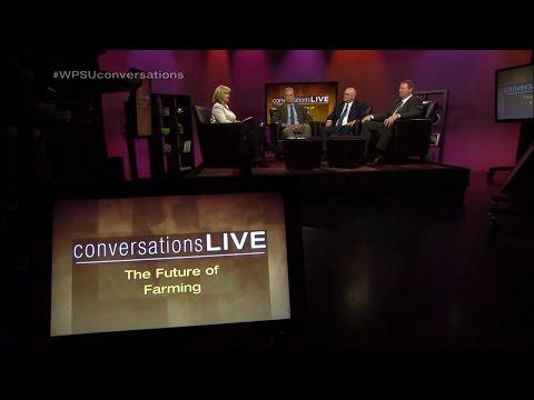 Conversations Live: The Future of Farming