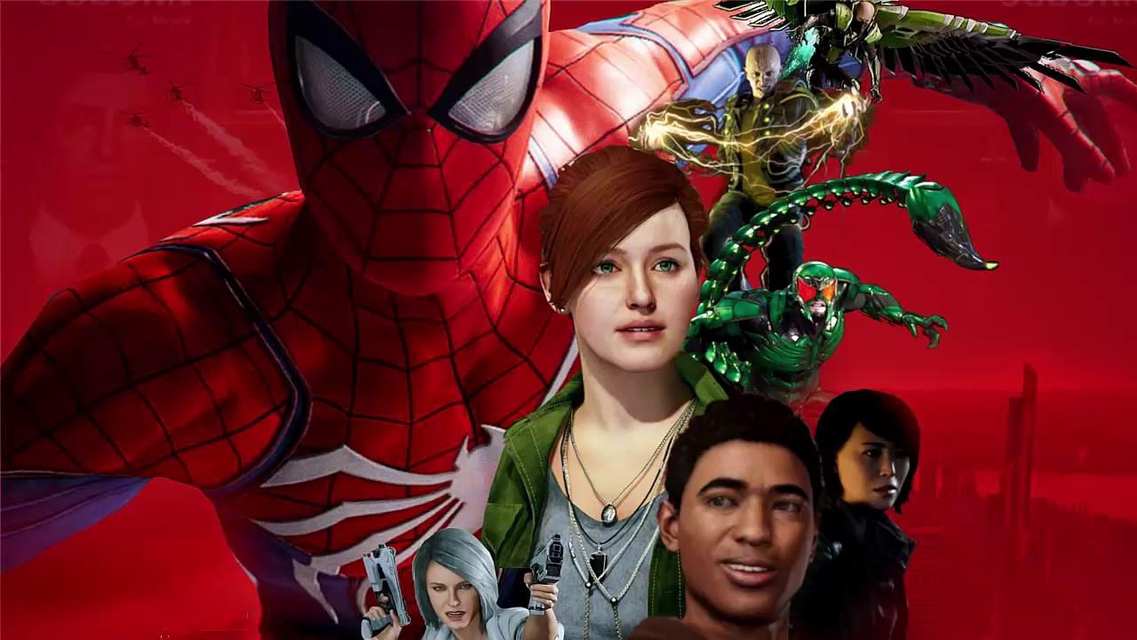 Download Miles Morales Spider Man 4k 8k Hd Marvel Wallpaper For