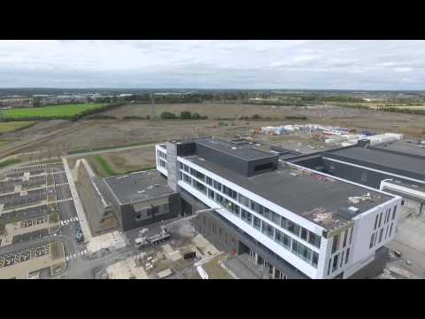 Alexion Ireland's building construction