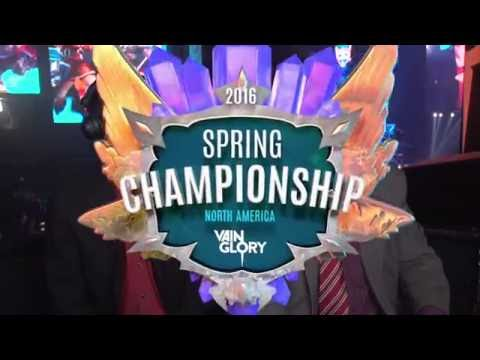 Day 2 Spring Live Championships - North America