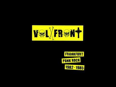 Vølxfrønt - Frankfurt Punk Rock 1982-1985 LP ´17
