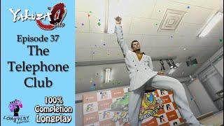 Yakuza Zero: Episode 37 - The Telephone Club
