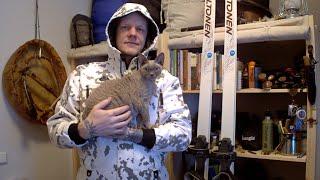 Talvivaeltajan varusteita - valmiina kylmiin seikkailuihin