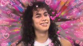 Kirk Hammett cutest moments