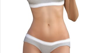 How to Flatten Your Tummy in 4 Weeks Without Exercises - Lose Belly Fat Fast Tips