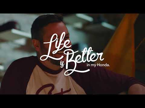Life is Better |  Honda Pilot AWD EX-L