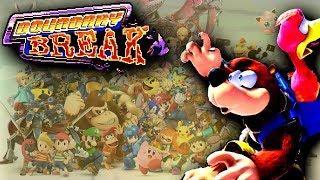 50 Secrets Hidden Off-Screen in Super Smash Bros. Ultimate - Boundary Break
