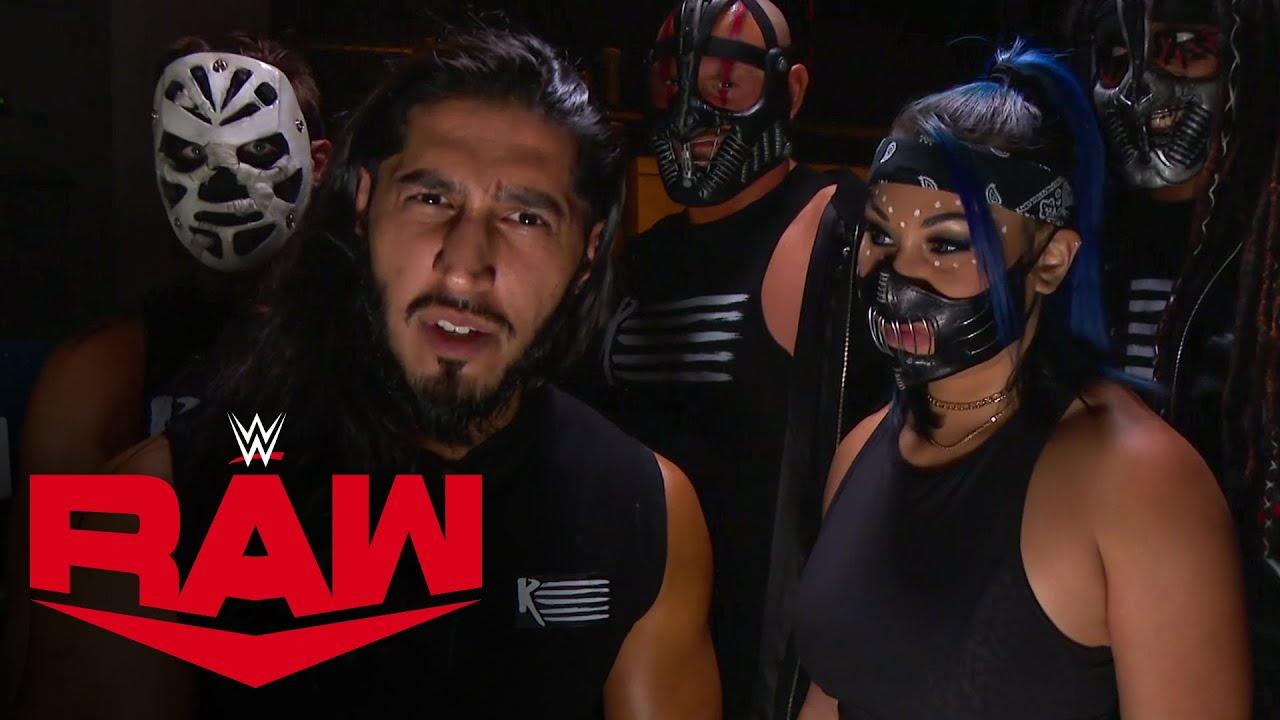 Mustafa Ali would welcome Ricochet to RETRIBUTION pack: Raw, Nov. 9, 2020