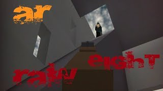 ROBLOX Apocalypse Rising - Out of ammo (episode 8) - AR RAW -