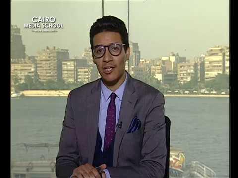 Eslam Abou-Bakr - News Presenting July Workshop