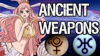 The 3 Ancient Weapons in One Piece: Theories & Discussion
